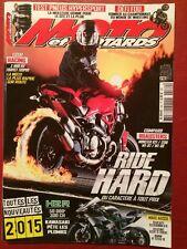 Moto et Motards 182 - Bmw S1000RR H2R Ducati Scrambler Suzuki GSX-S 1000