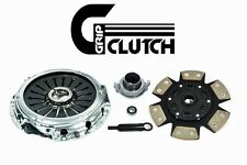 GRIP RACING STAGE 3 CLUTCH KIT for 2004-2010 SUBARU WRX STI EJ25 (6SPD)