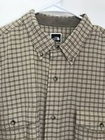 The North Face Button Up Shirt Mens Size Large Short Sleeve