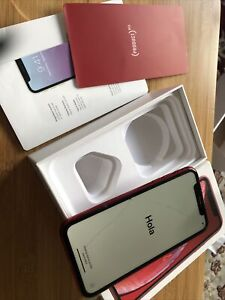 Apple iPhone XR (PRODUCT)RED - 64GB - (Vodafone) A2105 (GSM)