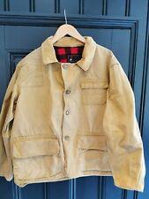 "Vintage ""Red Head"" Hunting Jacket  Size  Medium  Americana"