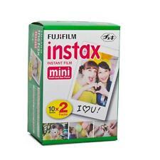 Fuji Instax Mini Film Sofortbildfilm Doppelpack 20 Bilder Instant 8 9 50 70 90