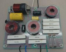 BC-3227 3-Wege Profi Extrem Weiche Frequenzweiche Hifi PA 700Watt 8Ohm 18db