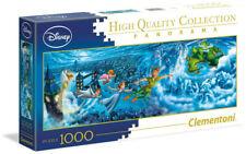 Clementoni Disney Puzzle Peter Pan Panorama 1000 Pieces  - BRAND NEW