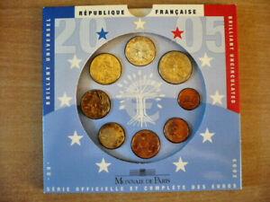 BU FRANCE 2005 --- 1ct à 2€