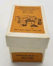 Reevesline Box of Toys Style #2590 & Original Box Japan 1972 Dollhouse New