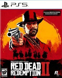 Red Dead Redemption 2 - PS4 & PS5 - PRINCIPAL - RDR II - DESCARGA