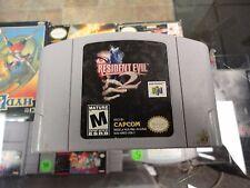 Nintendo 64 N64 Resident Evil 2