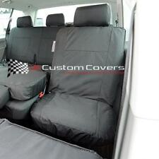 VW T5 T6 TRANSPORTER KOMBI SINGLE TAILORED 2nd ROW SEAT COVER - 2003 ON 212