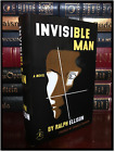 Invisible Man by Ralph Ellison Brand New Hardback Classic Modern Novel On Race