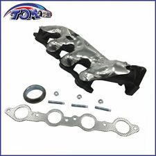 Exhaust Manifold & Gasket Right Passenger For Chevy GMC V8 Pickup