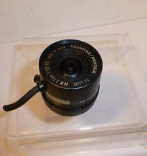 TINY COSMICAR PENTAX TV HX 3.7mm F1.6 CS MOUNT LENS               (6619)
