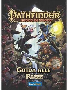 Manuale Pathfinder Gioco di Ruolo - Guida alle Razze ITALIANO by Giochi Uniti