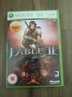 Fable 2   Xbox 360   Excellent Condition & FREE POST