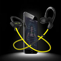 Wireless Bluetooth Headset Sport Stereo Headphone Earphone Handfree Universal