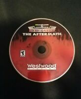 Command & Conquer: Red Alert - The Arsenal (PC, 2001) - Game Disk ONLY