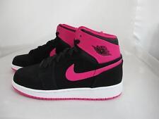 b08765f934c67e Nike Air Jordan 1 Retro High GG Sz 5.5y Black Vivid Pink Youth 332148 008