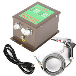 Antistatic Lonizing Air Gun Electrostatic & High Voltage Generator Machinery