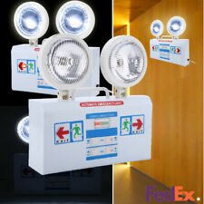 Security Emergency Blackout Wall Light LED Home Safety Exit Indicator Lights