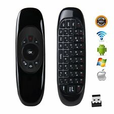 C120 2.4ghz Air Mouse Mini Wireless Keyboard Remote Control for Android TV Box