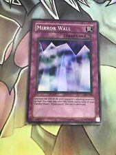Mirror Wall - PSV-016 - Unlimited - Super - Yugioh NM