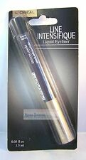L'Oreal Line Intensifique Extreme Wear Liquid Eye Liner - Metallic Effects LTD
