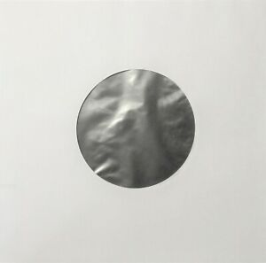 """Vinyl Record Sleeves 7"""" -White -Poly-Lined Paper -Anti-Static (250)"""