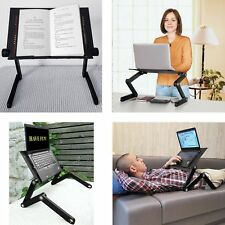 PC Tables d'ordinateur Tableau Pliable support de Tablette Lit Laptop Portable