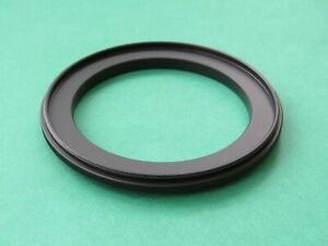 62mm-77mm 77-62 Male to Male Double Coupling Ring Reverse Adapter 62-77mm