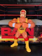 WWE HULK HOGAN HASBRO lucha libre figura WWF serie 2 1991 Bearhug