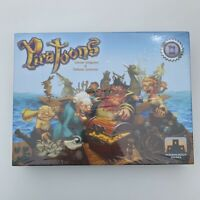 Stronghold Games Piratoons Fantasy Adventure Pirate Board Game 2016 New Sealed