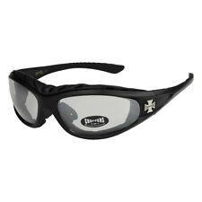 Choppers 202 Sonnenbrille Motorrad Brille Herren Damen Männer Frauen schwarz