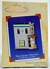 Hallmark Keepsake 2003 The Grand Theater (Collector'S Series Christmas Ornament