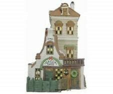 Nib Dept 56 Dickens Village - Green Gate Cottage - Limited Edition Numbered
