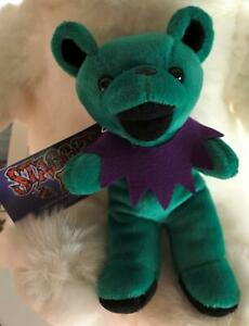 Grateful Dead Bean Bear Collectibles Stagger Lee 1998 NWT Plush
