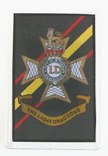 The Light Dragoons Regimental crested Fridge Magnet
