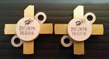 HG(HuaGao) 2 PCS 2SC2879 (ALL MATCHED hFE) USA Distributor!