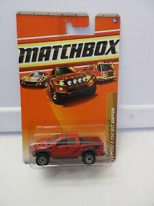 2009 Matchbox Desert Endurance Ford F-150 SVT Raptor Lot 10