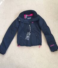 NWT Abercrombie & Fitch Women All-Season Weather Warrior Fleece Jacket Navy XS