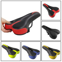 Road Mountain Sports MTB Bike Bicycle Cycling Extra Comfort Soft Pad Saddle Seat