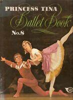 Princess Tina Ballet Book No.8 by May, Robin. Hardback Book The Fast Free