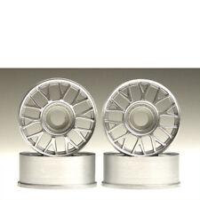 JANTE 1:24 BBS argent 8.5 mm4 pièces Mini-z Kyosho mz-14am 703954