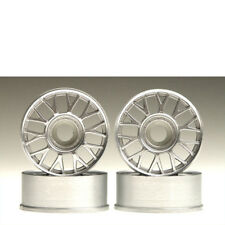 Llanta 1:24 BBS plata 8.5 mm 4 unidades mini-z Kyosho mz-14am 703954
