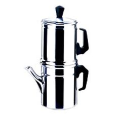 CAFFETTIERA ORZIERA ALLUMINIO NAPOLETANA 9 TAZZE ILSA
