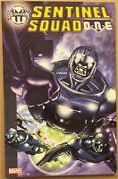 Decimation - Sentinel Squad O.N.E (ONE) - NM - tpb - Layman - Lopresti - Marvel