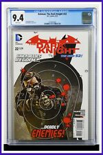 Batman The Dark Knight #22 CGC Graded 9.4 DC September 2013 Comic Book.