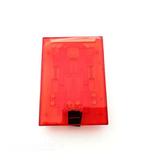 Clear Red Internal Hard Disk Drive HDD Case for XBOX 360 Slim / XBOX 360E