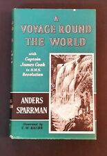 Anders Sparrman - A Voyage Round The World - With Captain Cook In HMS Resolution