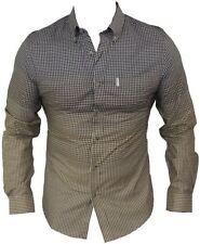 Ben Sherman Plaids & Checks Slim Fit Casual Shirts for Men