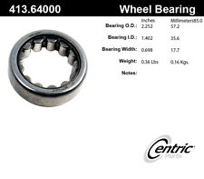 Axle Shaft Bearing-C-TEK Standard Bearings Rear Centric 413.64000E